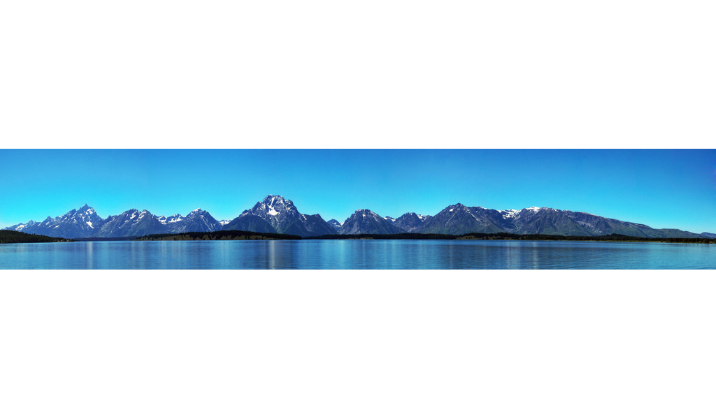"""Teton Mountain Range Panorama"" by Jordan Hipwell  CC BY-ND 2.0"