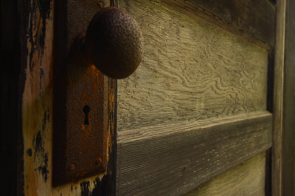 """Door ajar"" by eflon 2010 CC BY 2.0"