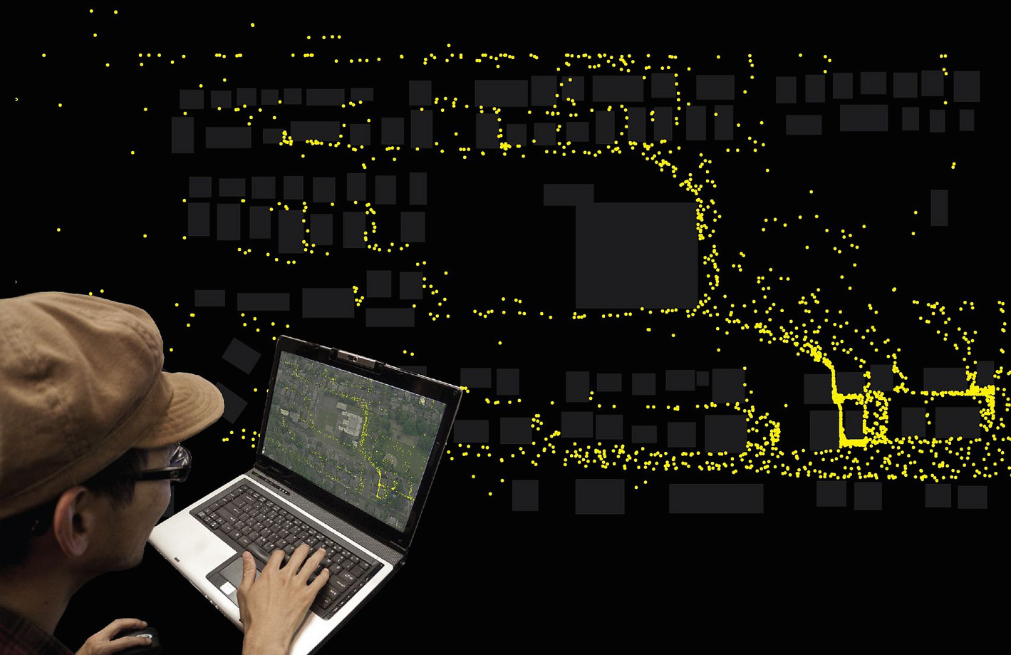 """Data Visualization of Street Trees"" by Intel Free Press 2013 CC BY-SA 2.0"