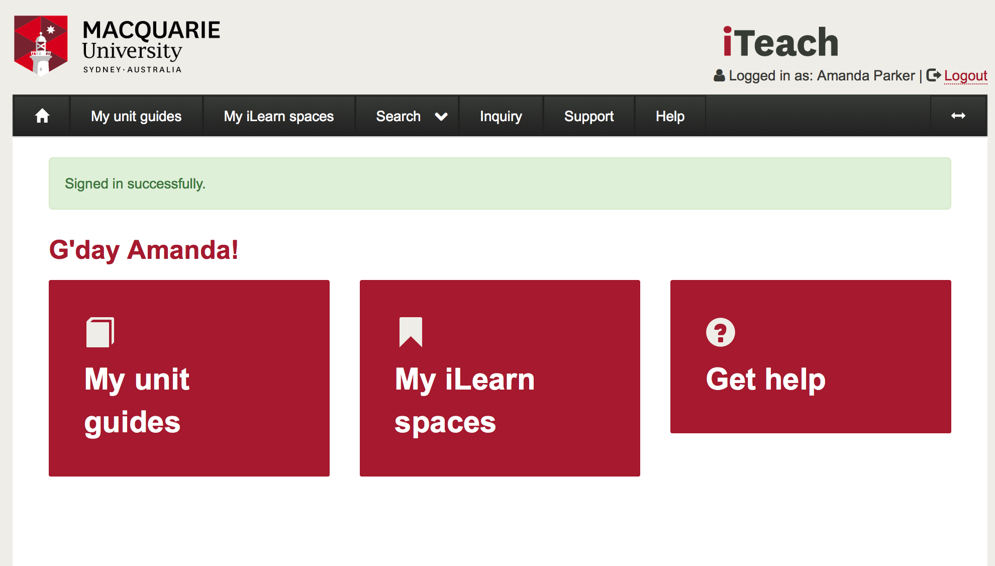 iTeach improvements – New look homepage!